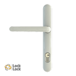 Lock Lock High Security Door Handle For Upvc & Composite - 122mm Screw Centres